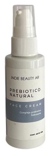 Indie Beauty Crema Facial Hidratante Prebiotico