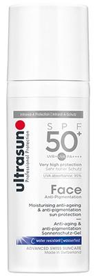 Ultrasun Face Anti-Pigmentation Spf50+