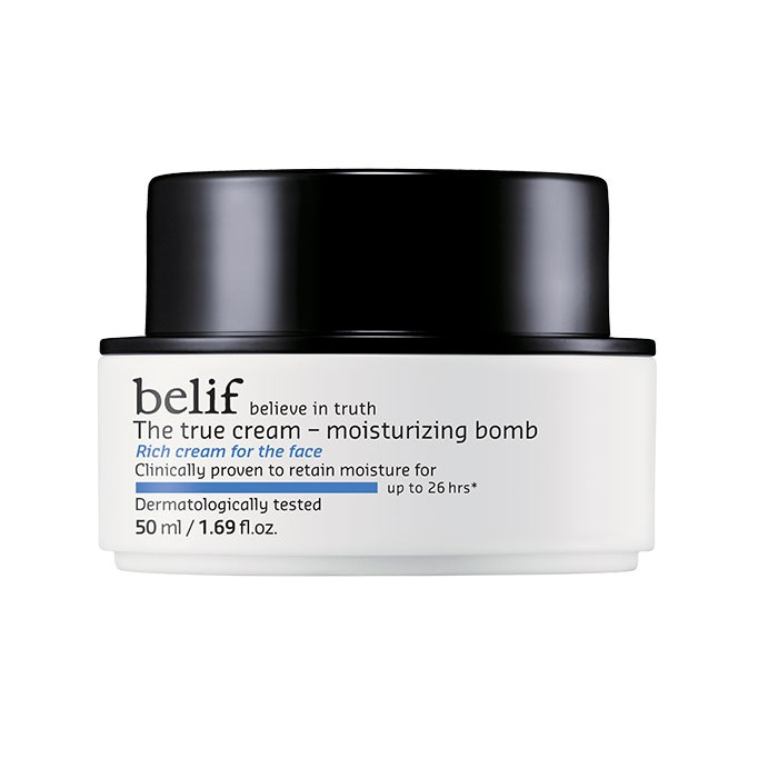 Belif The True Cream – Moisturizing Bomb