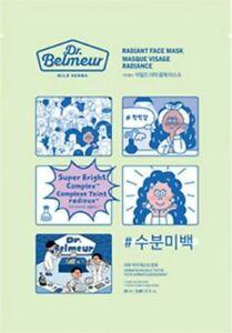 The Face Shop Dr.Belmeur Mild Derma Radiant Face Mask