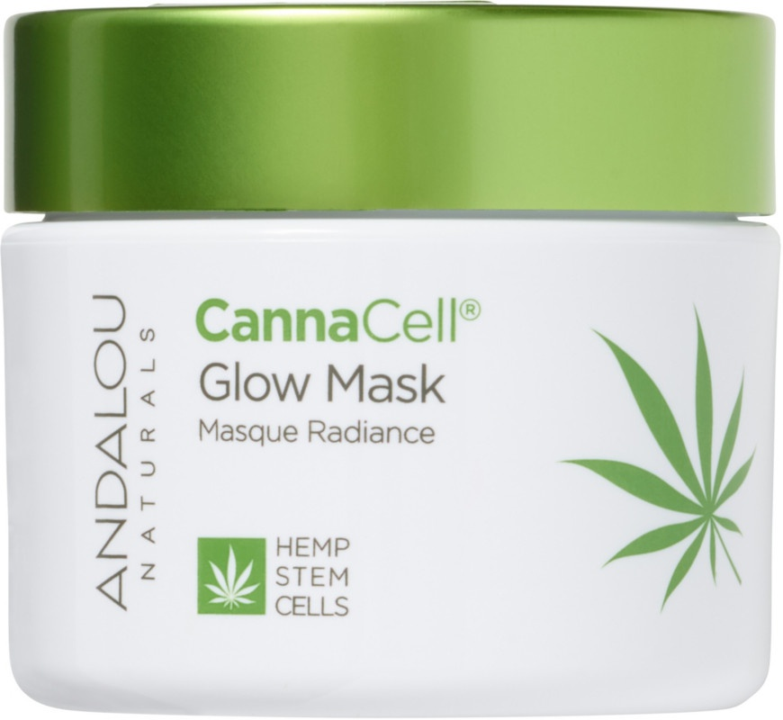 Andalou Cannacell Glow Mask