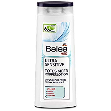 Balea Med Ultra Sensitive Totes Meer Körperlotion