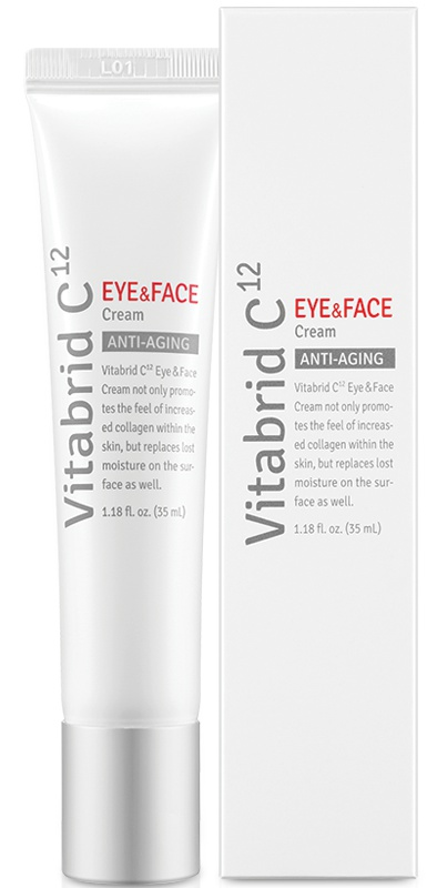 Vitabrid C12 Eye And Face Cream