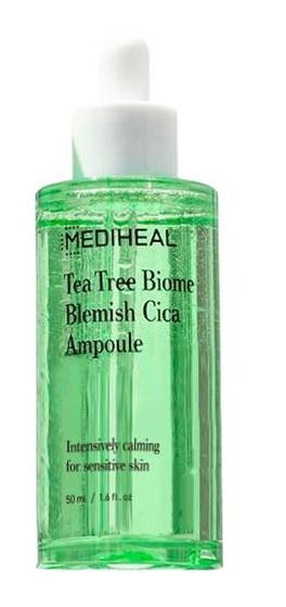 Mediheal Tea Tree Biome Blemish Cica Ampoule