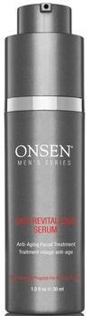 Onsen Secret Skin Revitalizing Serum - Japanese Men Anti-Aging Facial Care