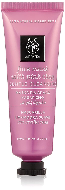 Apivita Pink Clay Mask