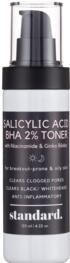 Standard Beauty 2% Salicylic Acid Toner