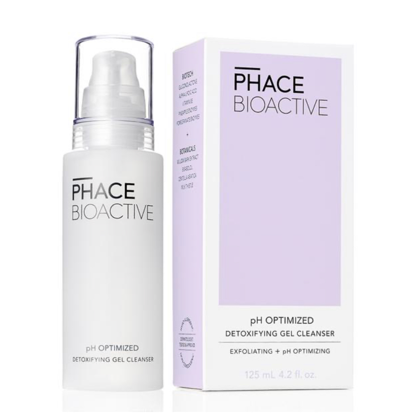 Phace bioactive Detoxifying Gel Cleanser
