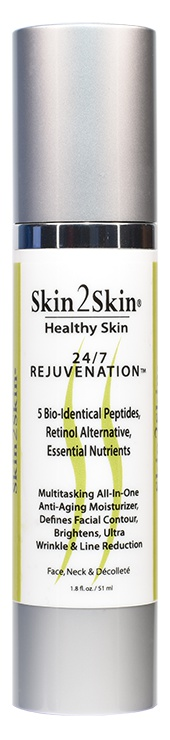 Skin 2 Skin 24/7 Rejuvenation, Complete Anti-Aging Solution