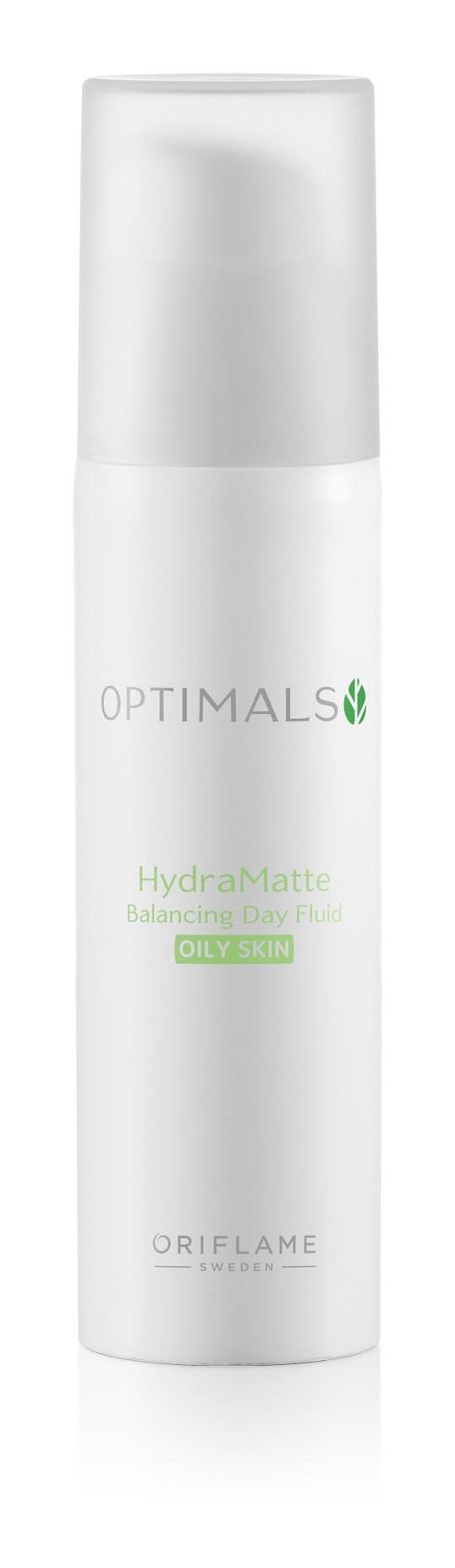Oriflame Optimals Hydra Matte Balancing Day Fluid