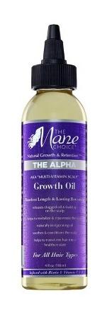 The Mane Choice Hair Growth Oil
