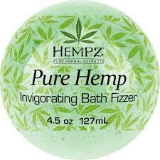 Hempz Pure Hemp Invigorating Bath Fizzer