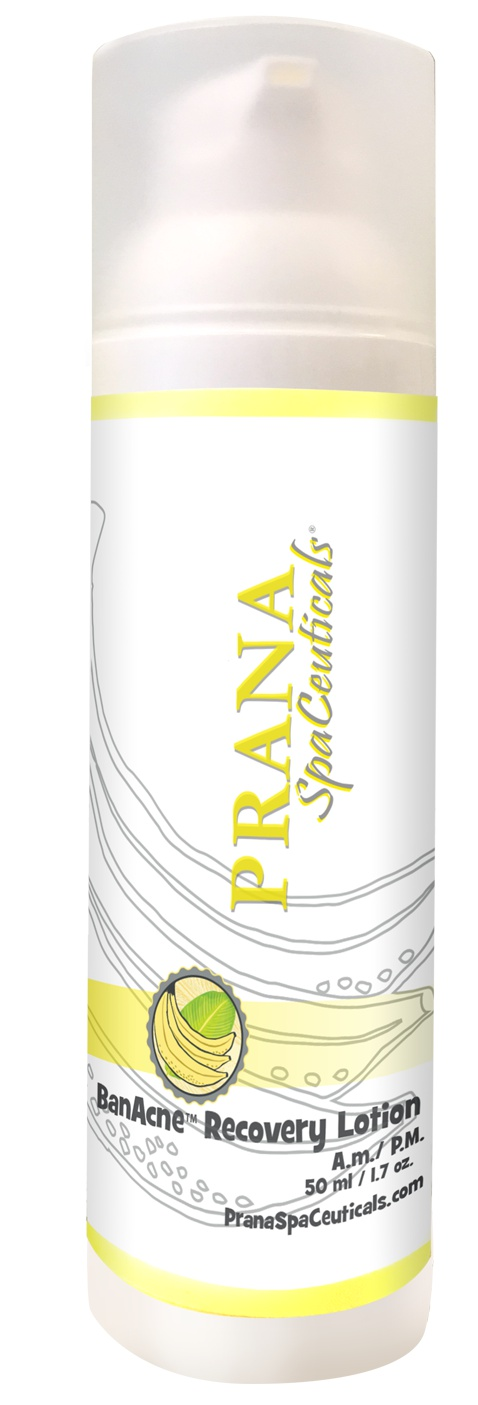 Prana Spaceuticals BanAcne Recovery Lotion