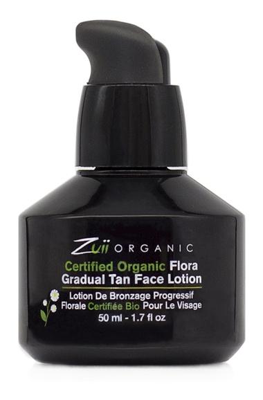 ZUII Organic Flora Gradual Tan Face Lotion