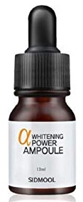 Sidmool Alpha Whitening Power Ampoule