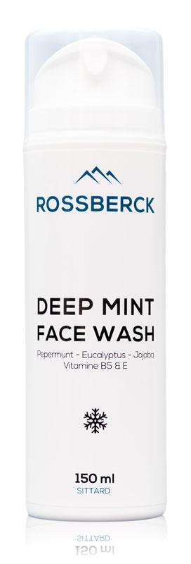 Rossberck Deep Mint Face Wash
