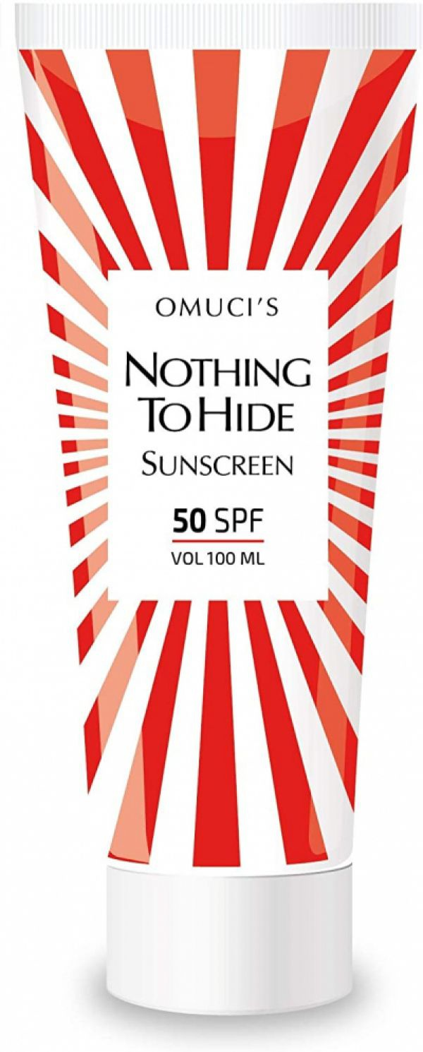 Omuci Nothing To Hide 50 SPF