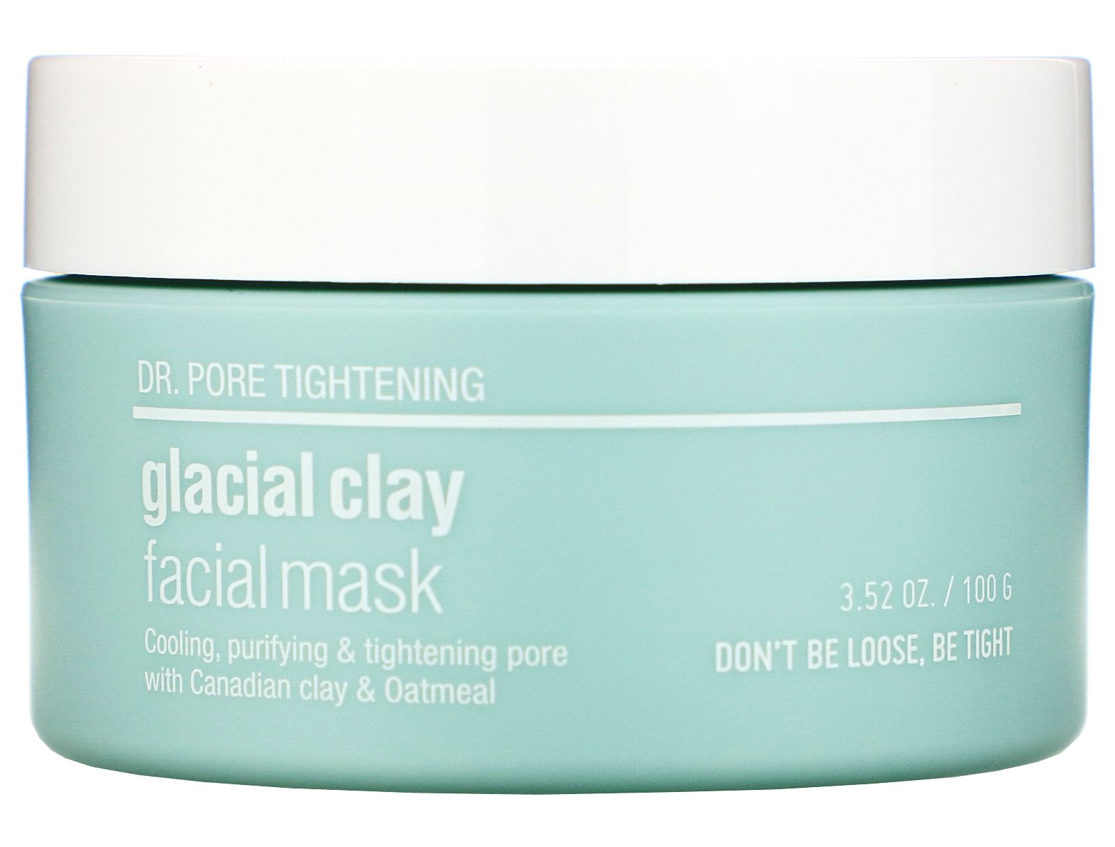 Skin&Lab Dr. Pore Tightening Glacial Clay Facial Mask