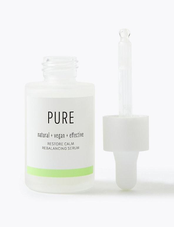 Pure Restore Calm Rebalancing Serum