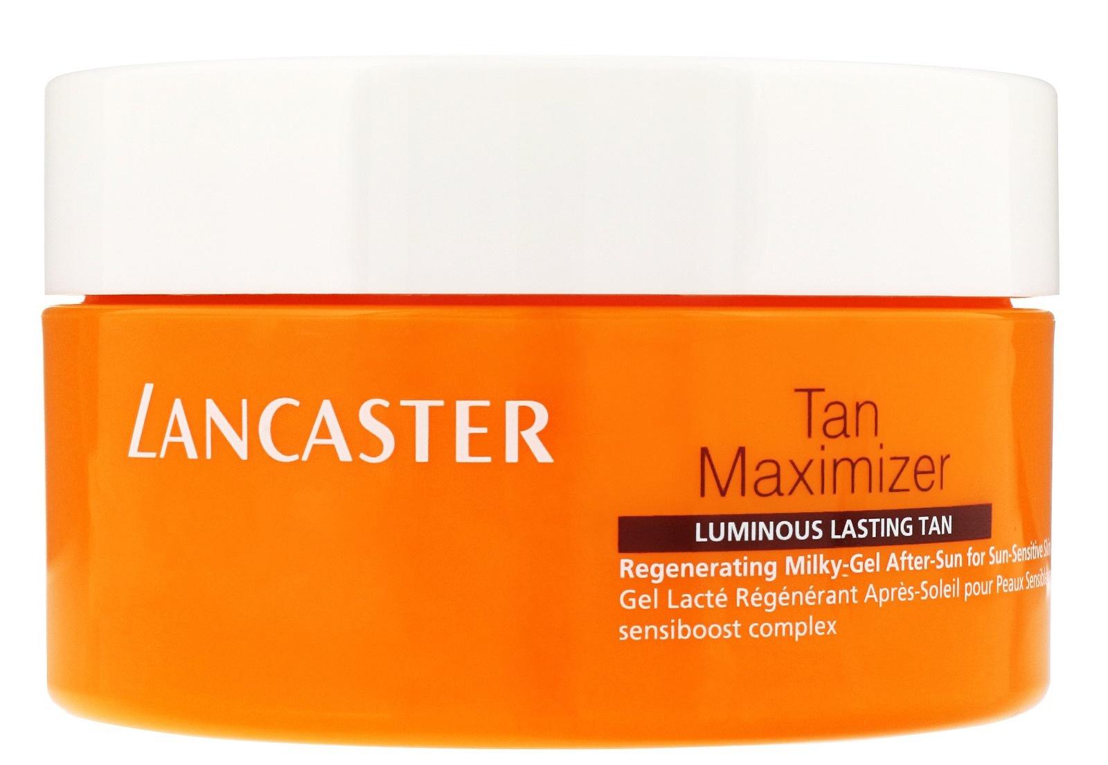 Lancaster Tan Maximizer Regenerating Milky Gel For Sun Sensitive Skin