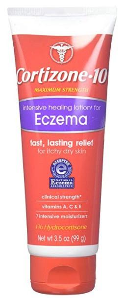 Cortizone 10 Intensive Healing Eczema Lotion