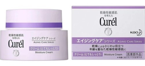 CUREL Aging Care Moisture Cream