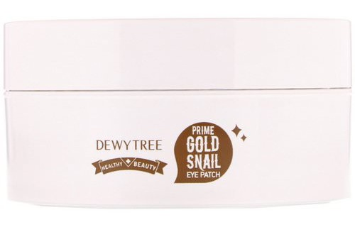 Dewytree Prime Gold Snail Eye Patch, 60 Patches