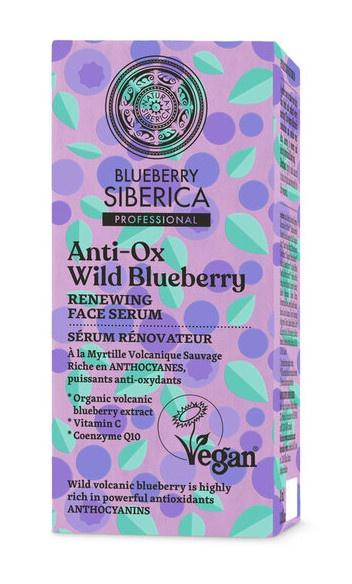 Natura Siberica Anti-Ox Wild Blueberry