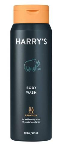 Harry's Redwood Body Wash