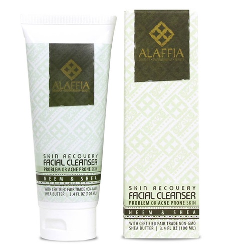 Alaffia Skin Recover Facial Cleanser (Neem & Shea)