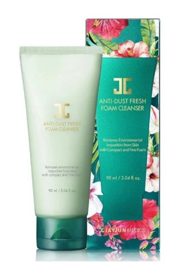 JAYJUN Anti-Dust Fresh Foam Cleanser