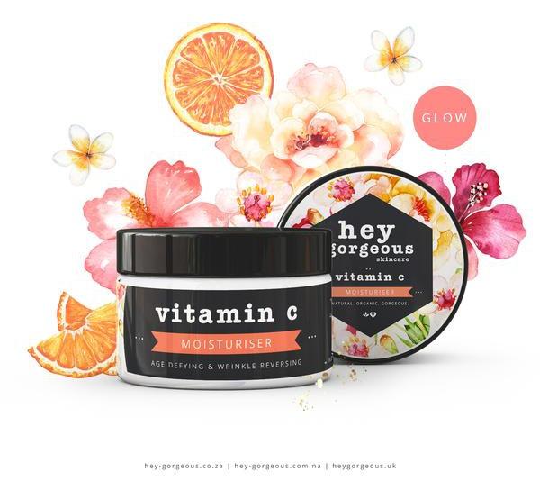 Hey gorgeous Vitamin C Moisturizer