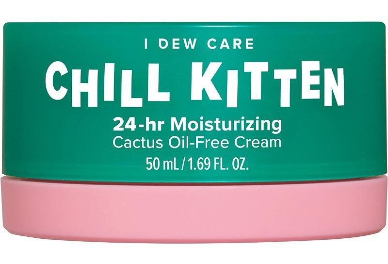 I Dew Care Chill Kitten