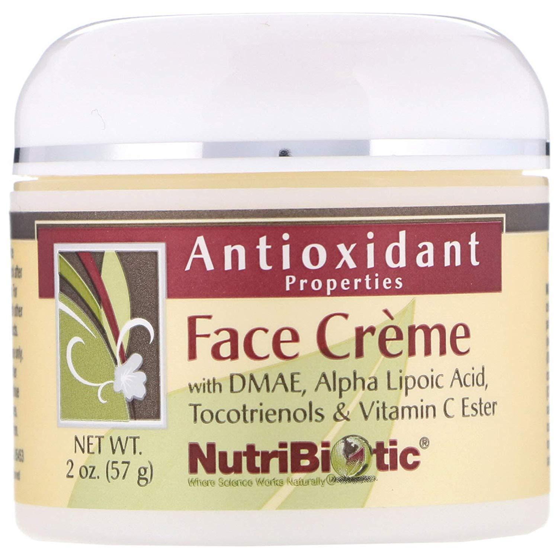 NutriBiotic Antioxidant Properties Face Creme