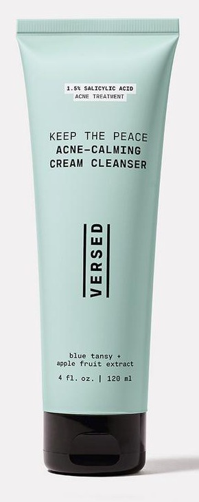 Versed Keep The Peace Acne-Calmeing Cream Cleanser