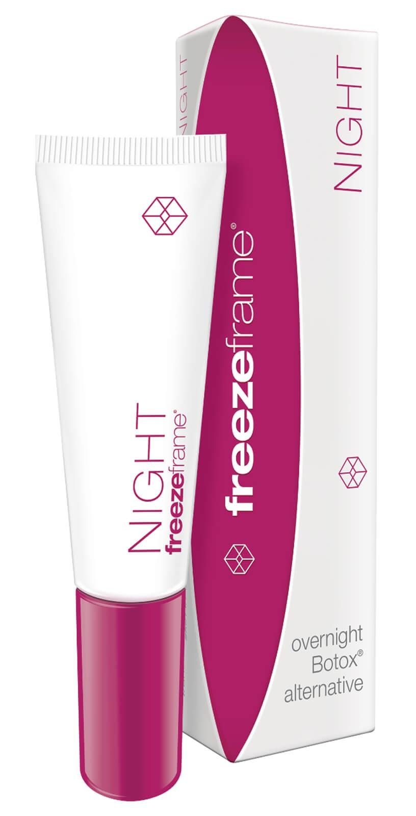 Freezeframe Night No Needle Topical Micro Injection