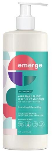 emerge Your Mane Bestie Leave-In Conditioner