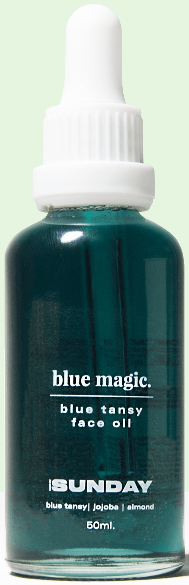 Made by Sunday Blue Magic - Blue Tansy Face Oil