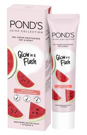 Pond's Juice Collection Gel Cream Moisturizer Watermelon