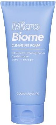 Audrey & Young Micro Biome Cleansing Foam