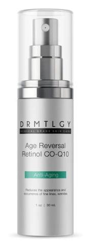 DRMTLGY Age Reversal Retinol Co-Q10