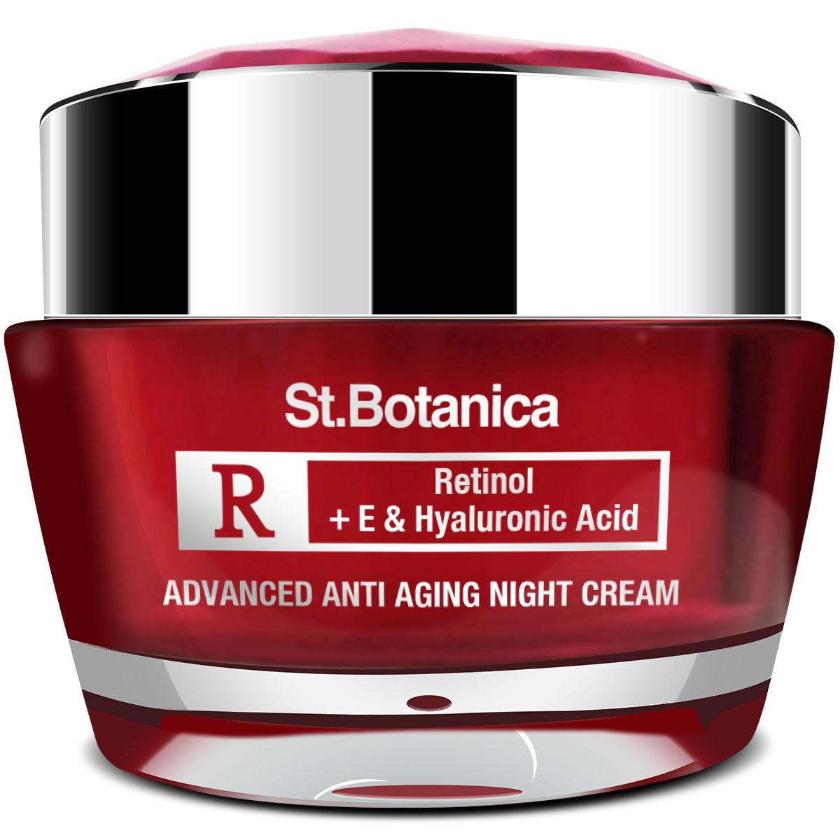 St. Botanica Retinol Advanced Anti Aging Night Cream