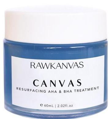 Rawkanvas Resurfacing Aha & Bha Treatment