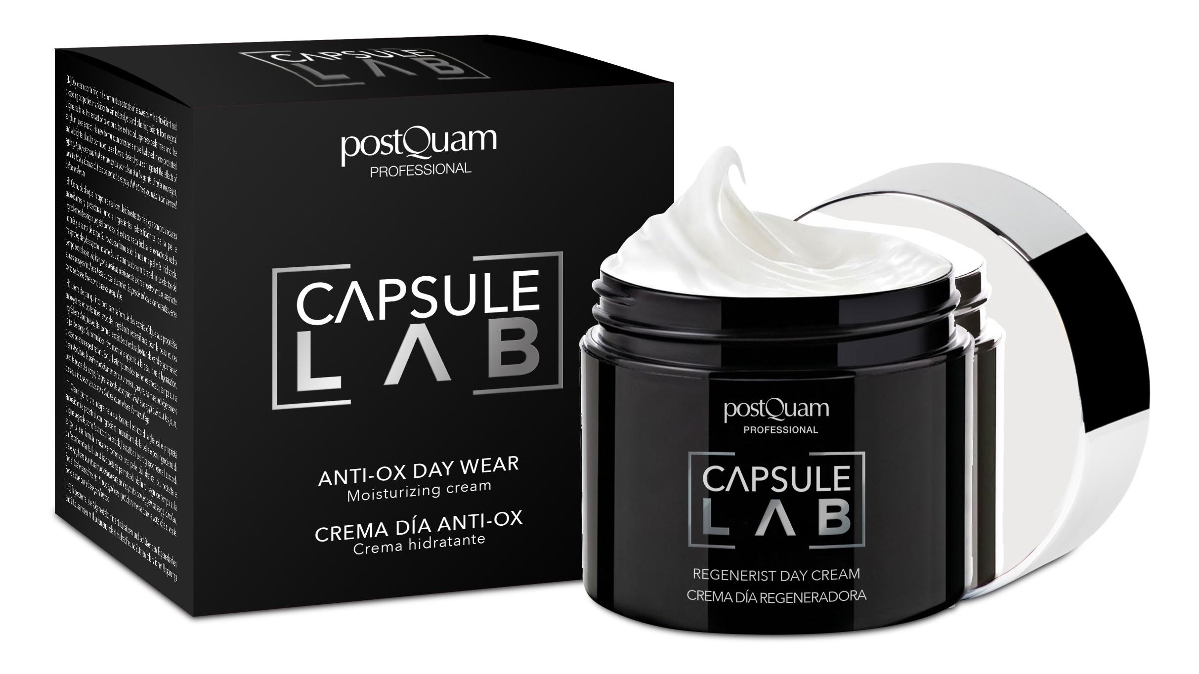 Postquam Capsule Lab Anti-Ox Daywear