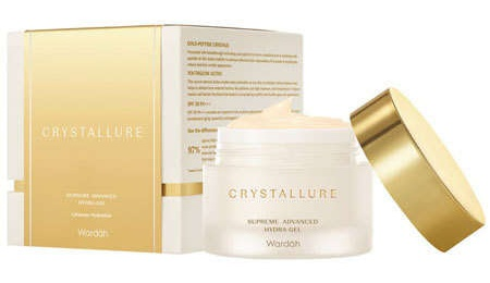 Crystallure by Wardah Advance Hydra Gel