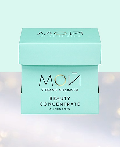MOЙ Beauty Concentrate