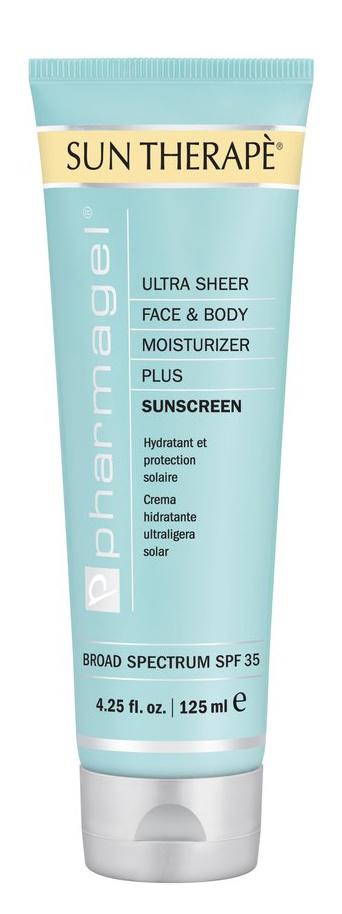 Pharmagel Sun Therape Face & Body Moisturizer Spf 35
