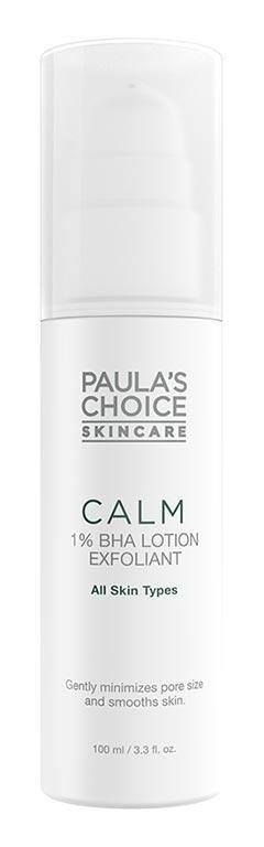 Paula's Choice Calm Redness Relief 1% Bha Lotion Exfoliant