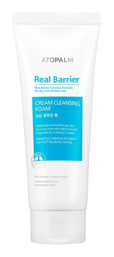 Atopalm Real Barrier Cleansing Foam