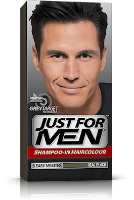 Just For Men Shampoo-In Haircolor